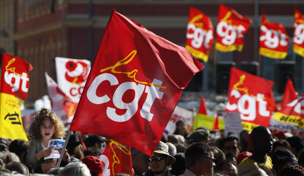 Rejoindre La CGT