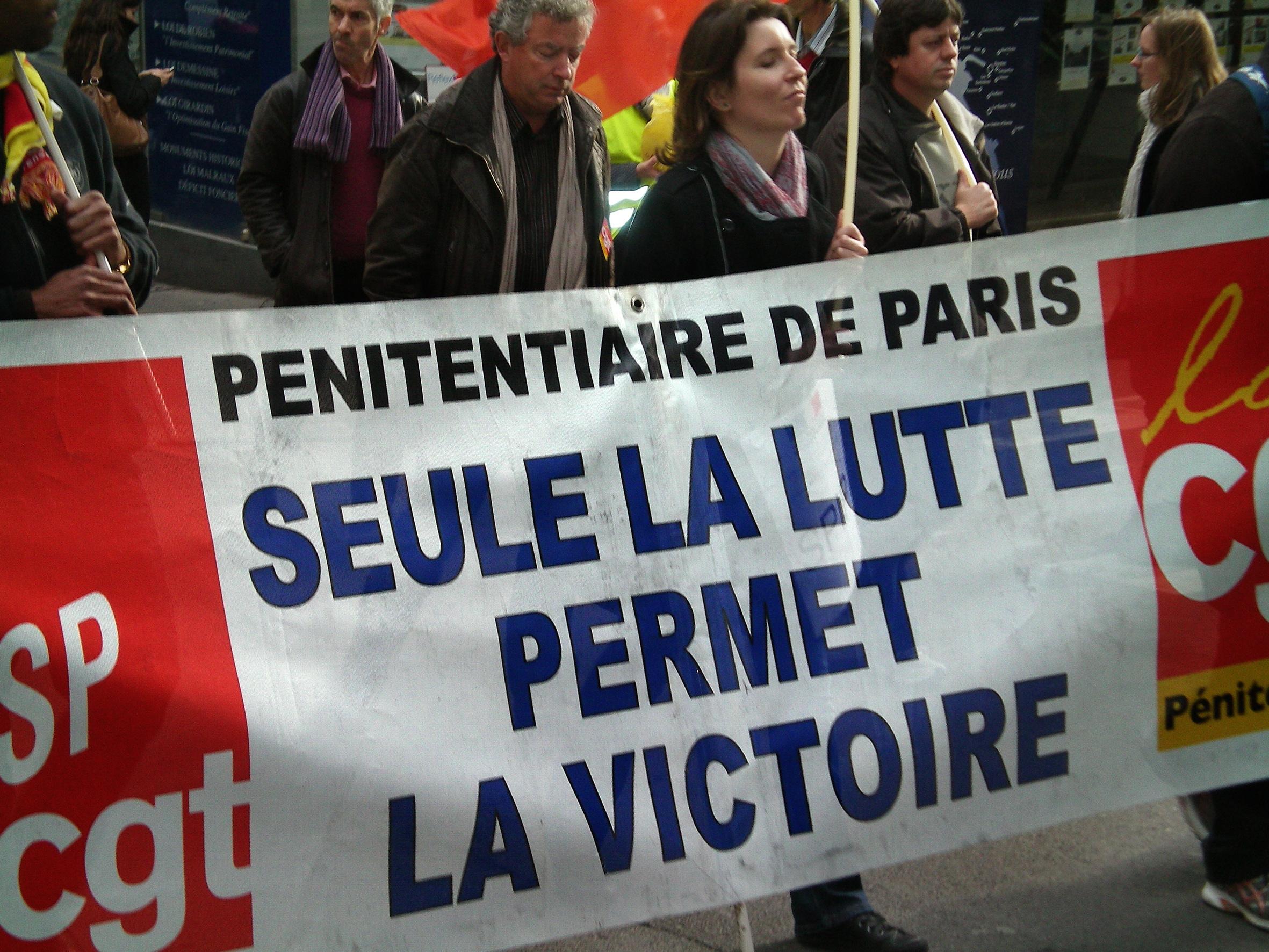 Victoire lutte sociale